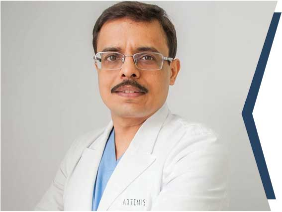 About neurointervention Dr Vipul Gupta